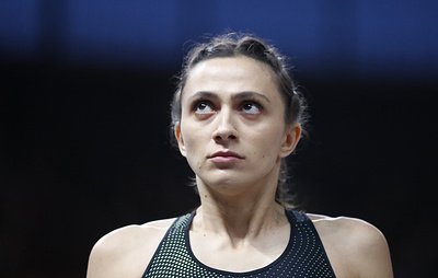 Ласицкене подала в World Athletics заявку на получение нейтрального статуса