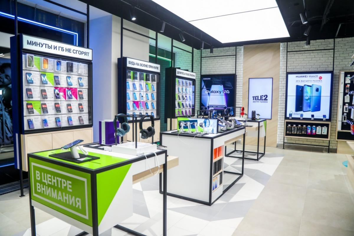 Tele2 обещает кешбэк приморским покупателям 4G-смартфонов