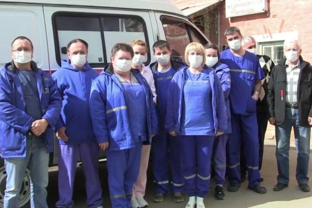 После обращения к президенту костромские медики получили обещанные надбавки