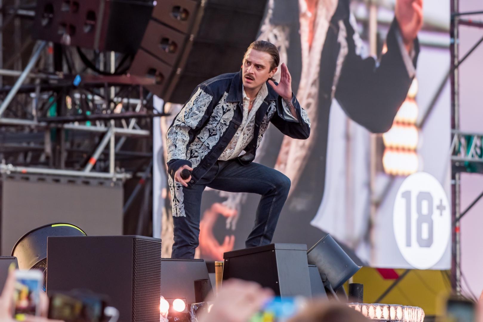 Российская группа Little Big стала абсолютным рекордсменом «Евровидения»