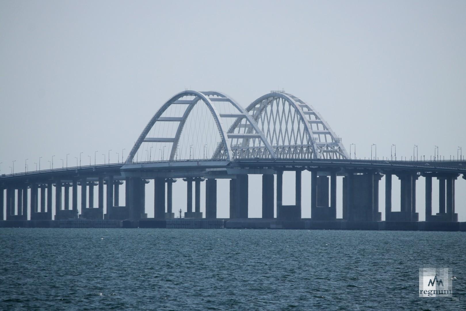 Швейцария ввела санкции против России из-за строительства Крымского моста