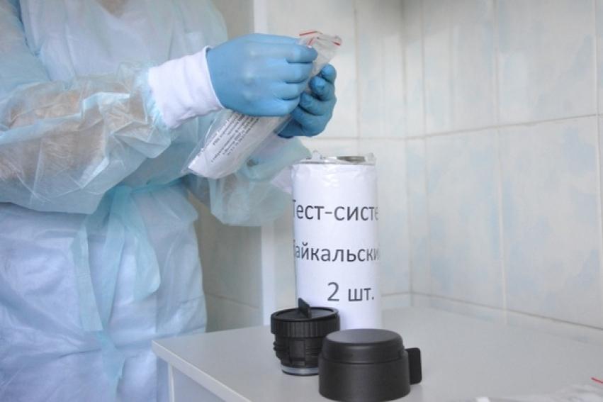 Томская область побила рекорд по числу заражений коронавирусом
