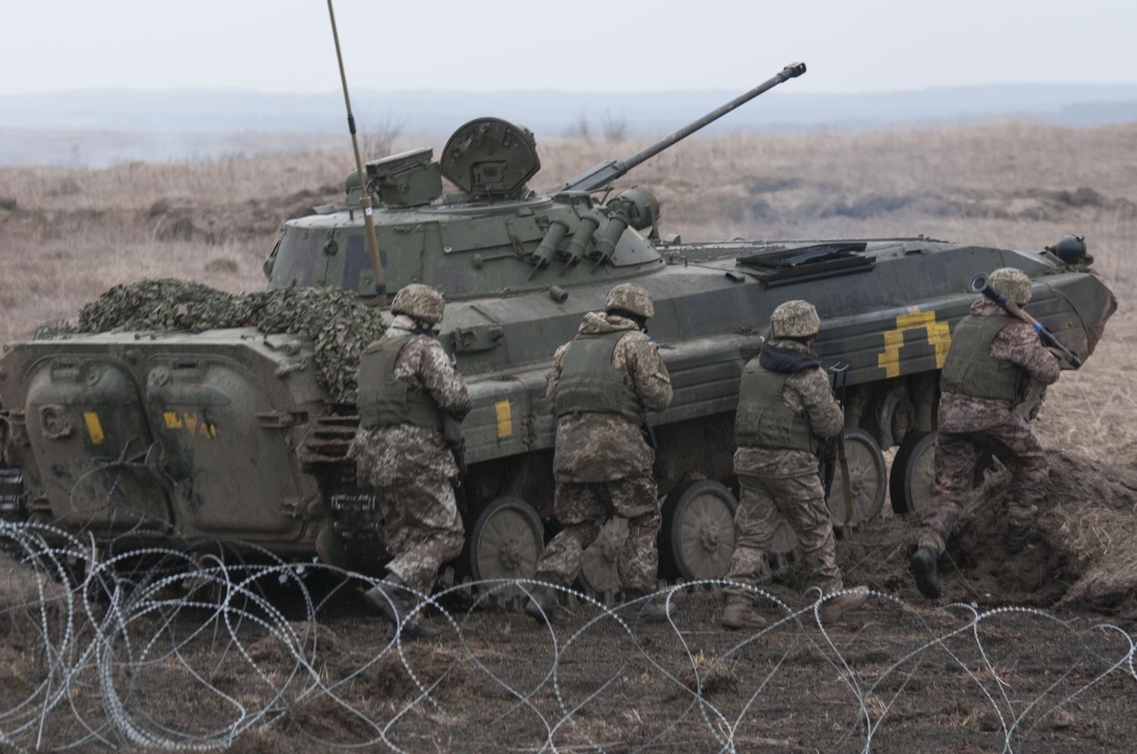ВСУ обстреляли район села Яковлевка под Ясиноватой — СЦКК