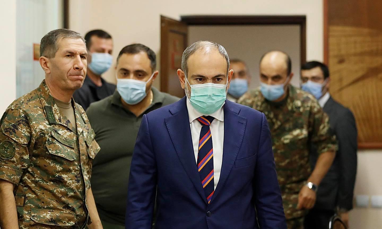 Отставка Пашиняна неизбежна — президент Армении