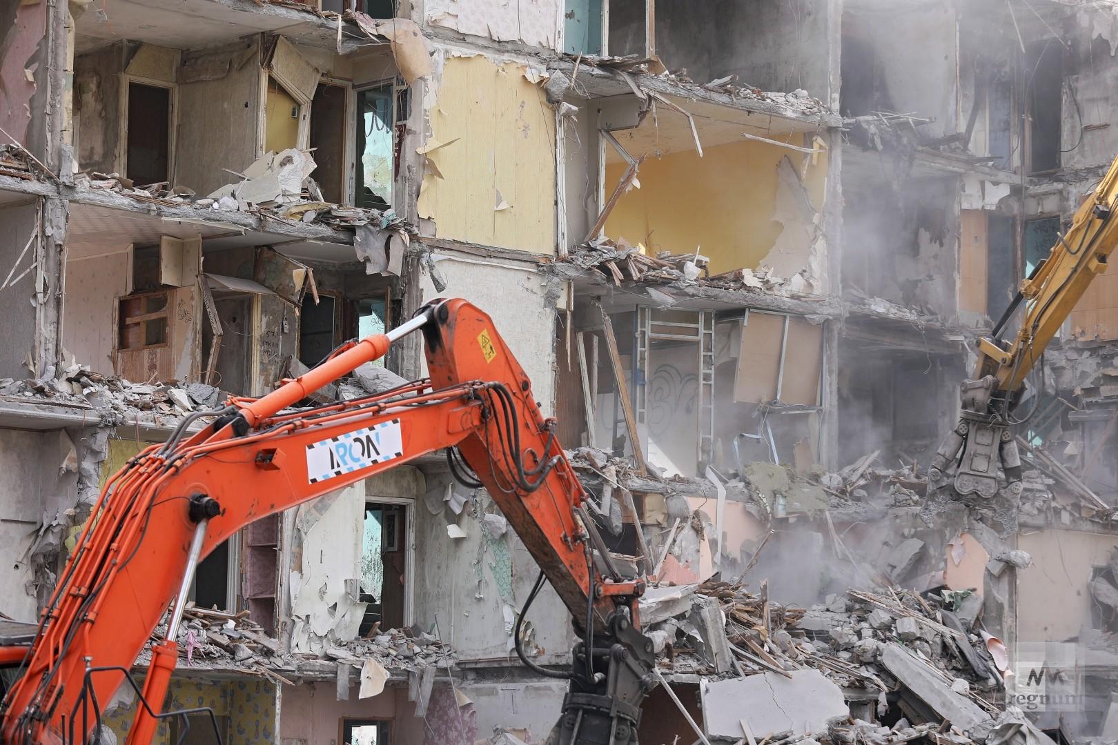 Госдума обсудит распространение реновации на всю Россию