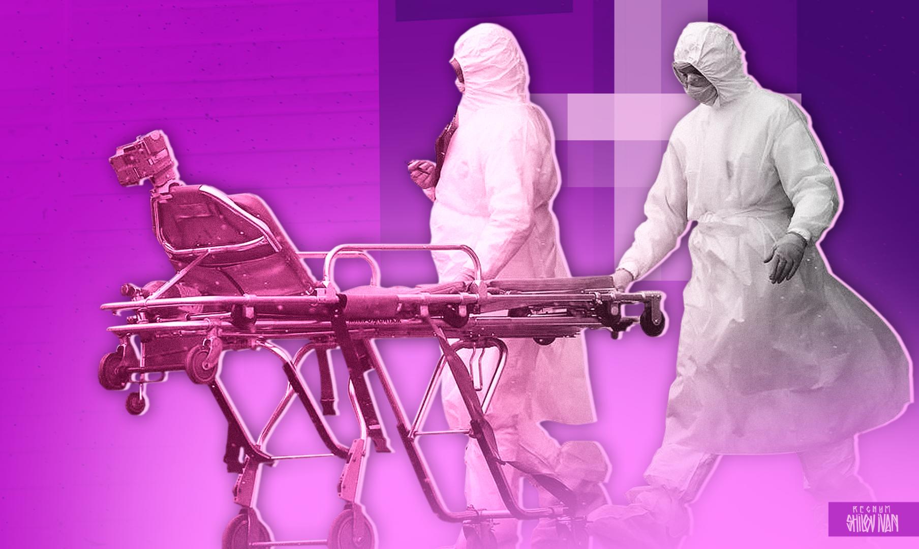 В России от коронавирусной инфекции умерли ещё 442 человека