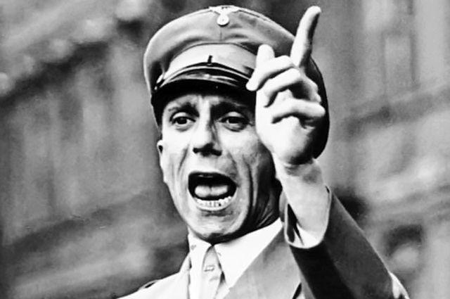 «Помни, во всём виноваты коммунисты!» — словацкий премьер вторит Геббельсу