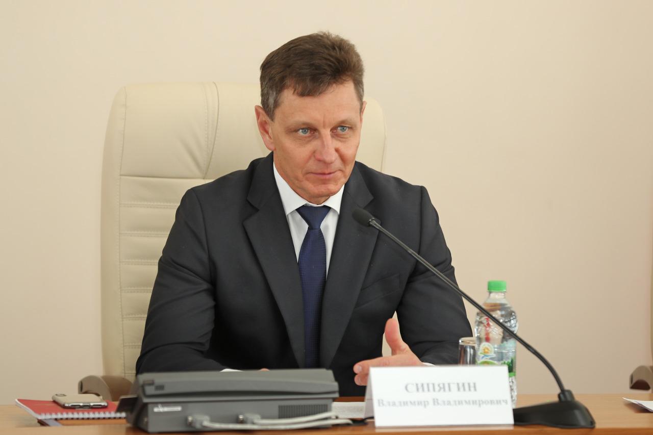 Губернатор Владимирской области Сипягин госпитализирован