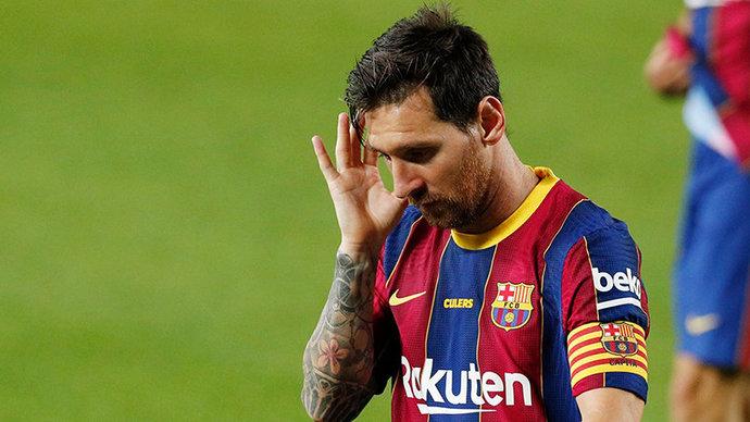 Сотрудники «Барселоны» надеялись на уход Месси минувшим летом