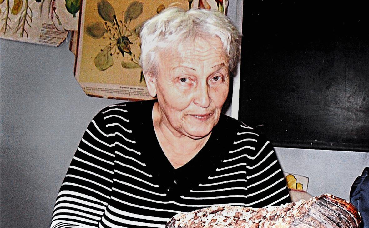 В Мичуринске на 82-м году жизни умерла праправнучка Александра Пушкина
