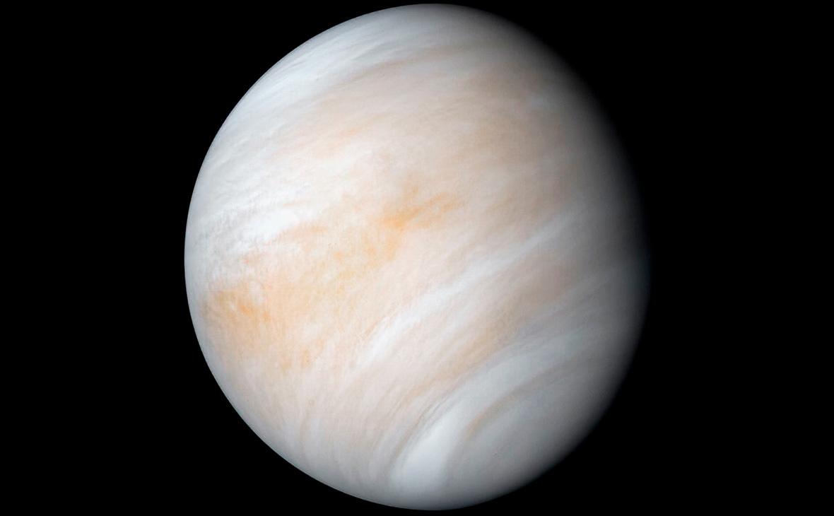 Ученые обнаружили еще один признак жизни на Венере