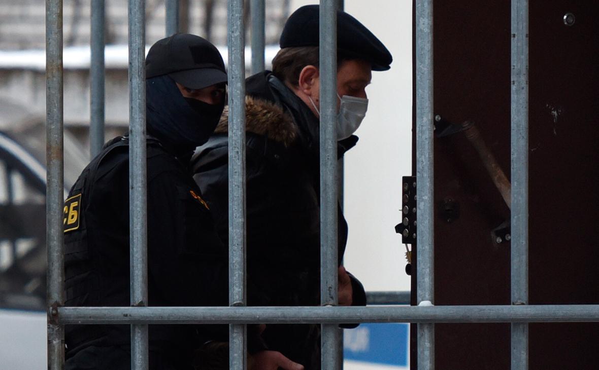 Мэра Томска временно отстранили от должности после уголовного дела
