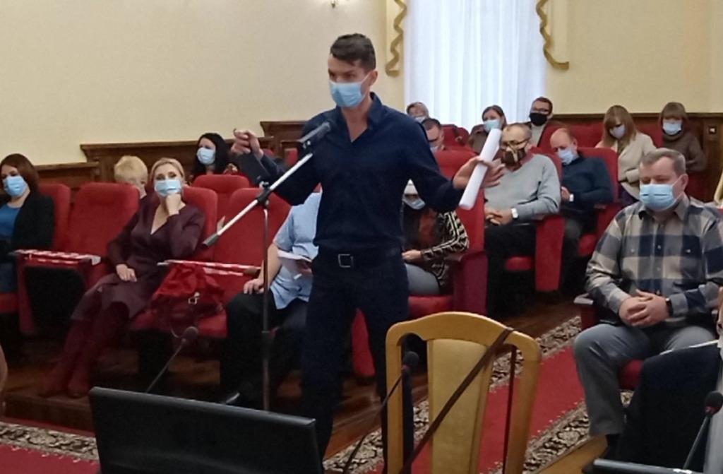 Вопросы без ответов. В Смоленске обсудили изменения в Устав города