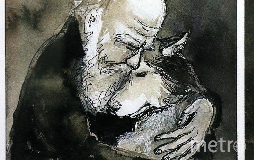 Российские писатели ожили в комиксах на выставке в Москве
