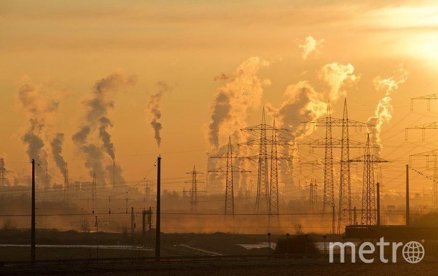 Антирекорд по загрязнению воздуха зафиксирован в России