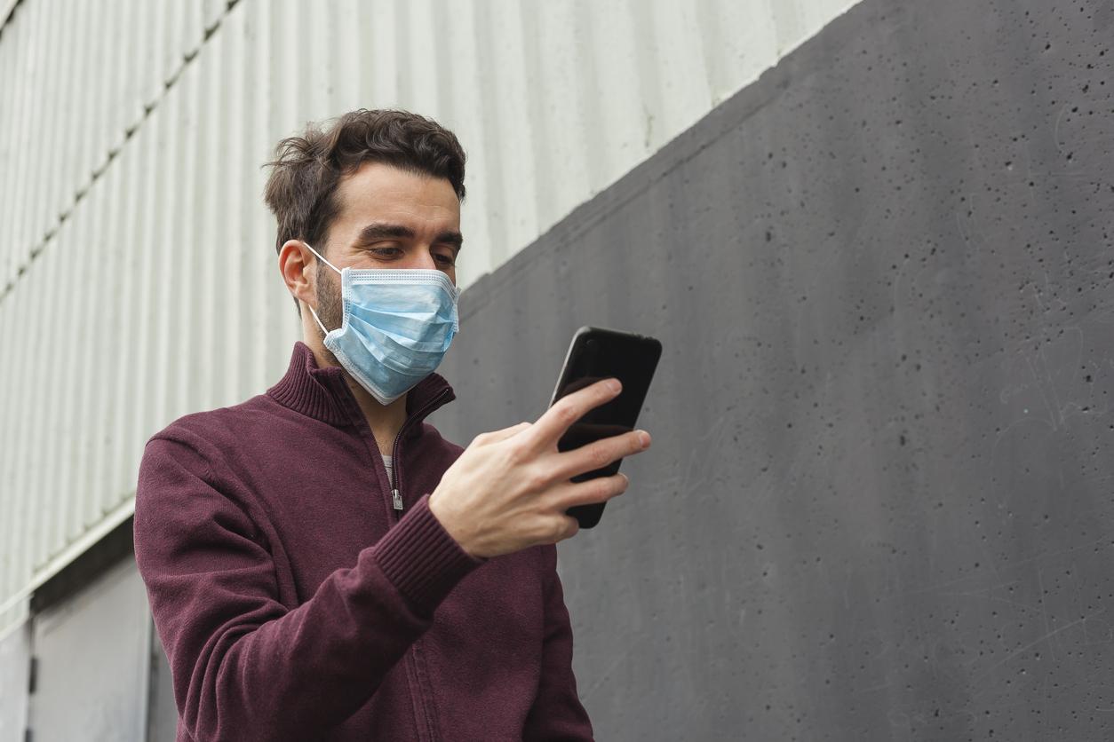 Минцифры заканчивает разработку приложения «Стопкоронавирус». Оно будет отслеживать контакты с заболевшими