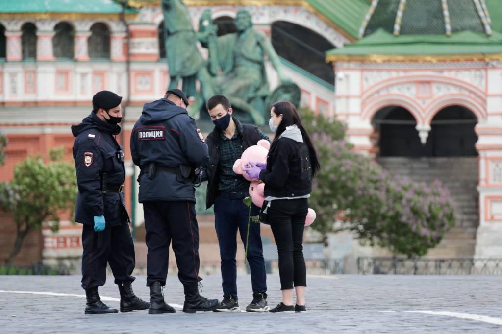 В МВД рассказали о штрафах за 'бездействие' при коронавирусе