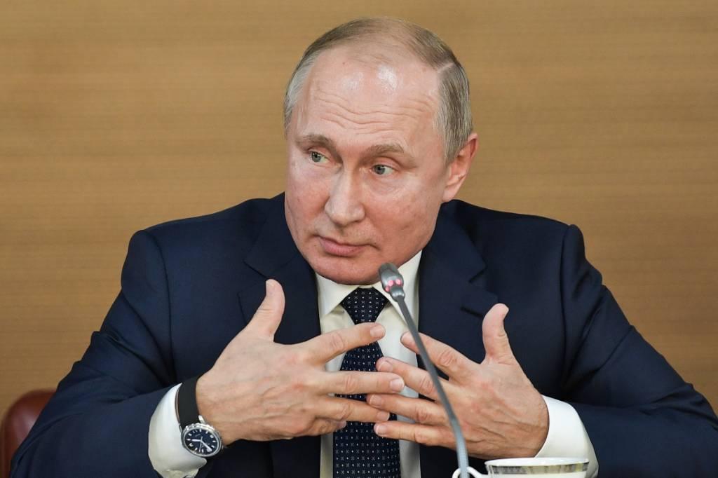 Путин объяснил, почему ОДКБ не вмешивалась в конфликт в Карабахе