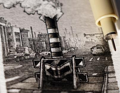 Началось расследование взрыва на челябинской фабрике окон